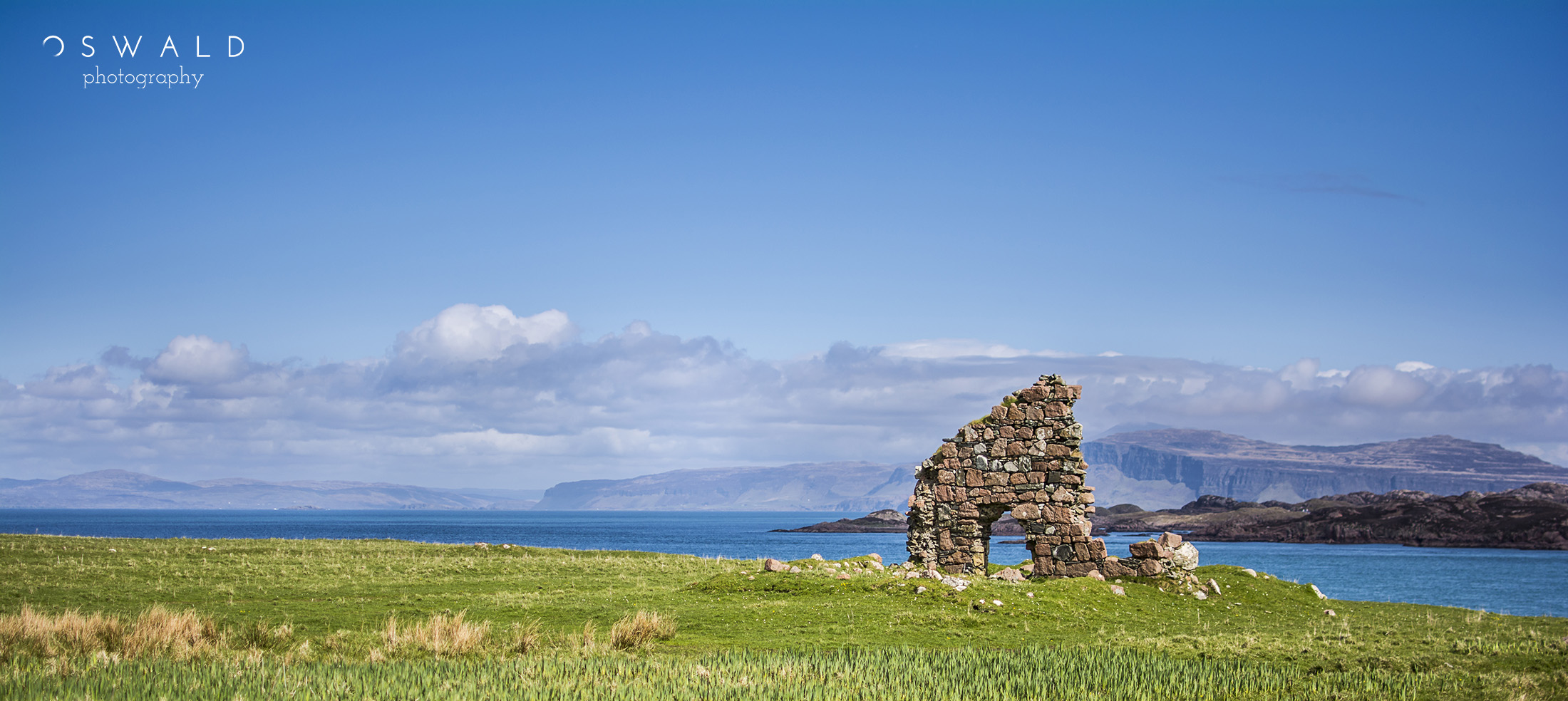 Photo of Ruins on the Isle of Iona