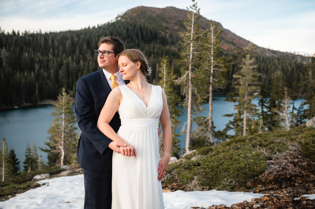 Carr and Feeley Lake Elopement