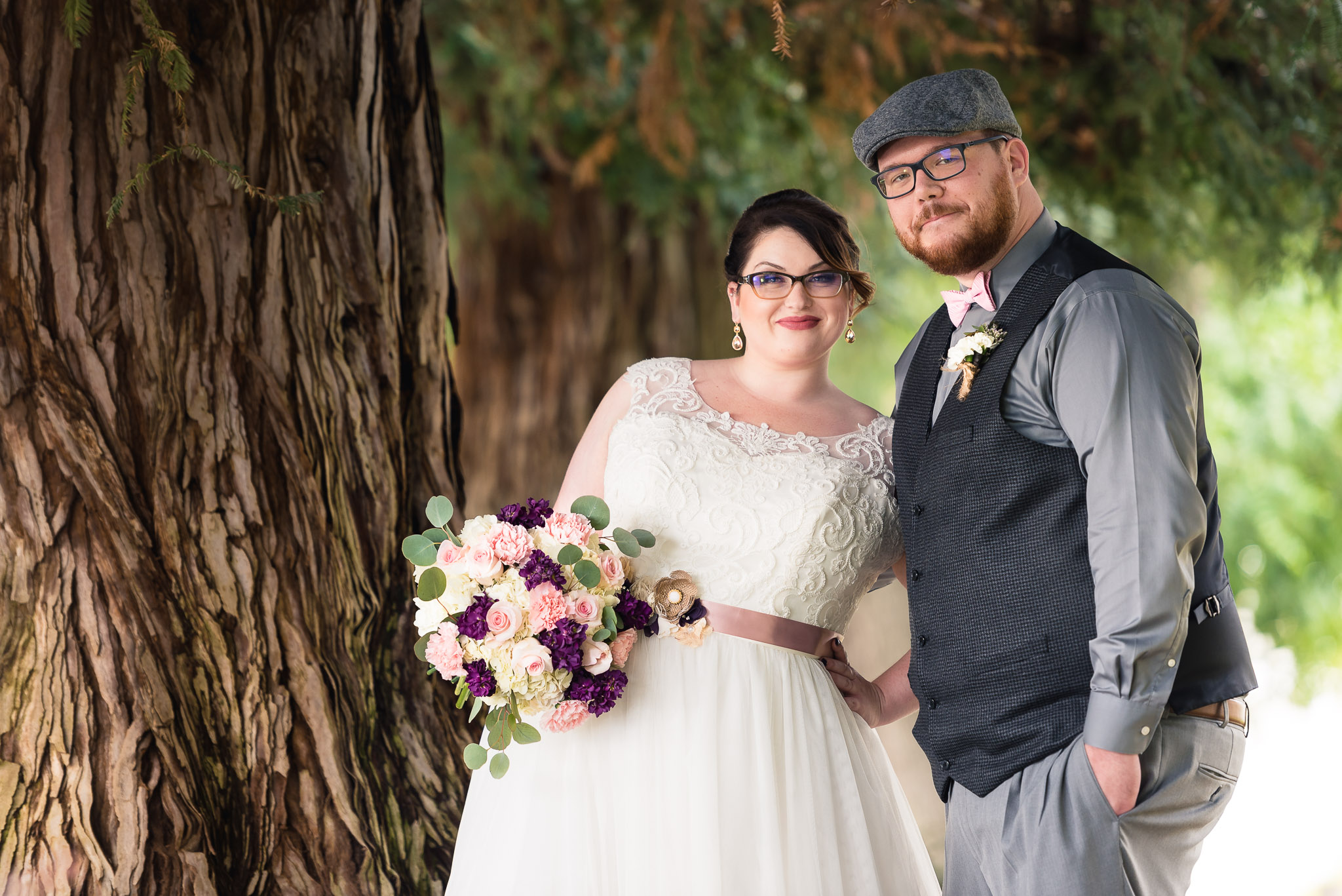 Khrystina and COle Wedding at Crawford's Barn in Sacramento