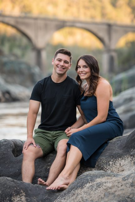 Mountain Quarries Bridge Engagement
