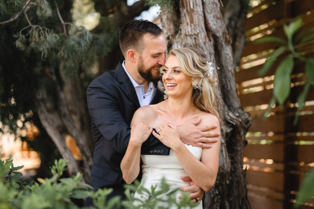 Intimate Wedding at Folsom Lake