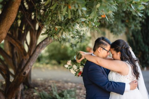 Outdoor Wedding at Ardenwood Historic Farm