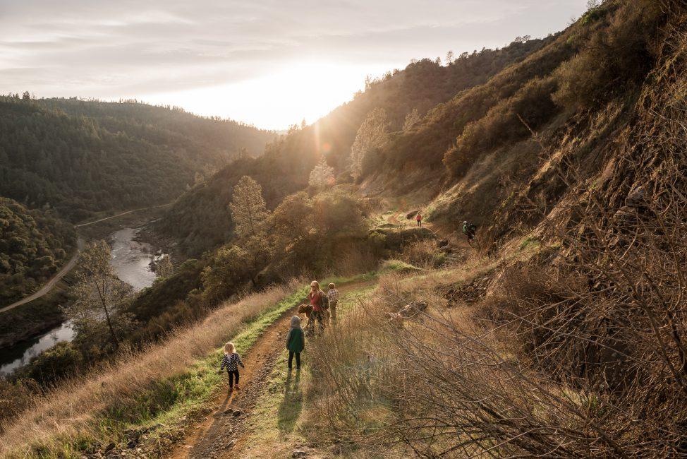 Auburn State Recreation Area Trail