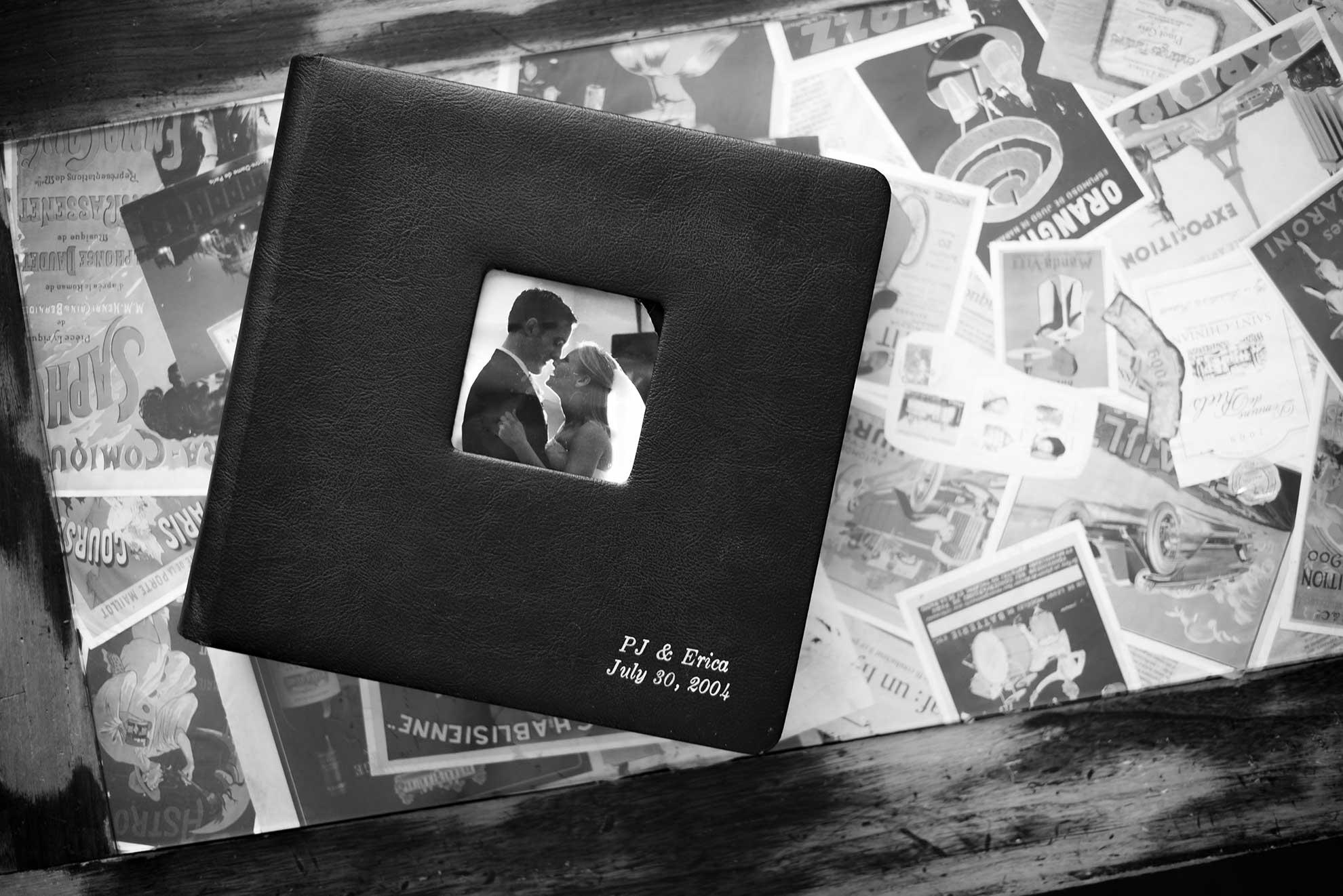 Oswald Wedding Album