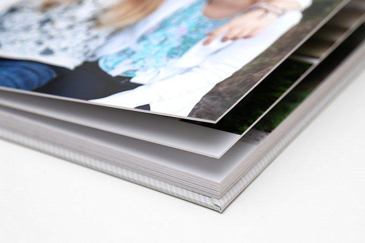 Album deep matte, thick pages