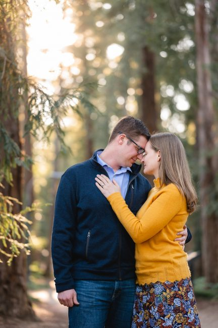 UC Davis Arboretum Engagement Session
